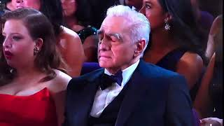 Martin Scorsese falls asleep during Eminem's Oscars 2020 performance