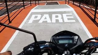 Prova de moto DETRAN GO nova pista, 62-991400205