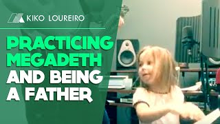 Kiko Loureiro - Practicing Megadeth and Being a Father