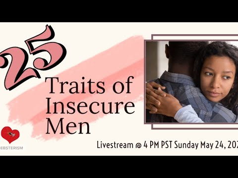 Don't Let RELATIONSHIP INSECURITIES Destroy You! from YouTube · Duration:  16 minutes 43 seconds