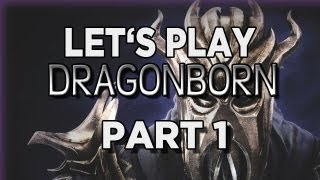 Skyrim: Dragonborn DLC - Let's Play The Elder Scrolls Skyrim: Dragonborn Gameplay (1080p) - Part 1: Journey to Raven Rock