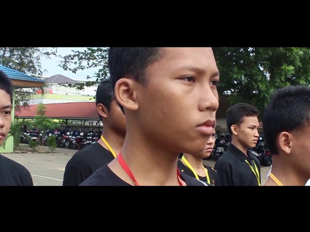 Latihan Dasar Kepemimpinan Siswa SMKN 1 Banjarbaru 2018/19 (PART 1)