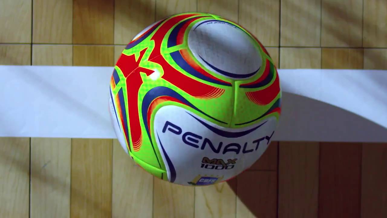 9b43c80426 Bola Penalty Futsal Max 1000 - YouTube