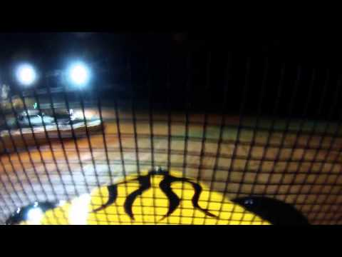 Legends Heat at Cochran Motor Speedway 2015 05 02