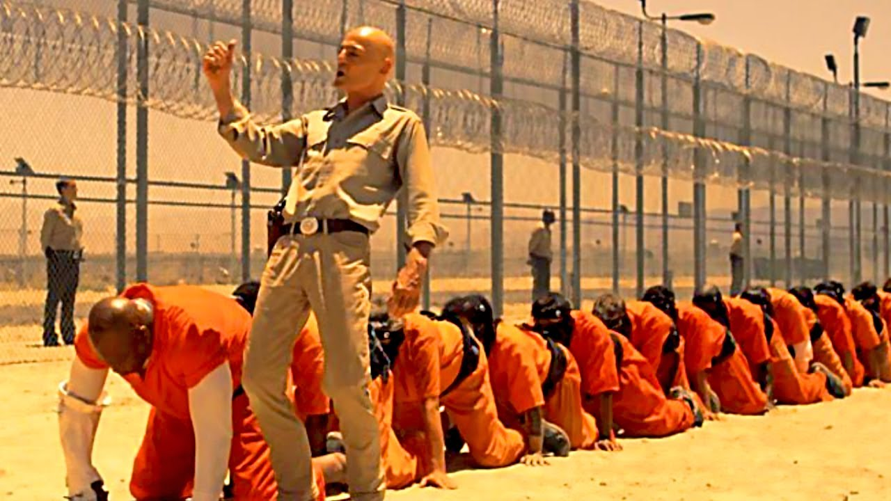 Download Prisoners Attached Together Through Their Digestive System By Crazy Warden |Human Centipede 3| Film