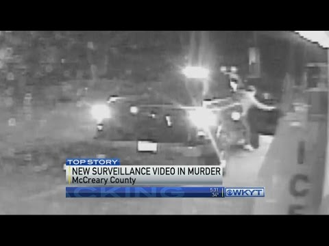 Police looking for leads in McCreary Murder