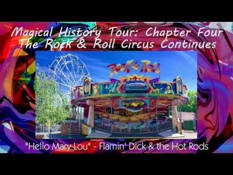 Magical History Tour 2016 - Hello Mary Lou