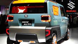 लॉन्च हुई !! SUZUKI ALTO केवल ₹2.97 में ये देश की धाकड़ सस्ती 6-Seater SUV कार, 45Kmpl का माइलेज..🔥🔥🔥