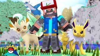 JOLTEON + LEAFEON + FOUND LATIOS!!! [#16] | Minecraft: Pokémon Trinity [Pixelmon]