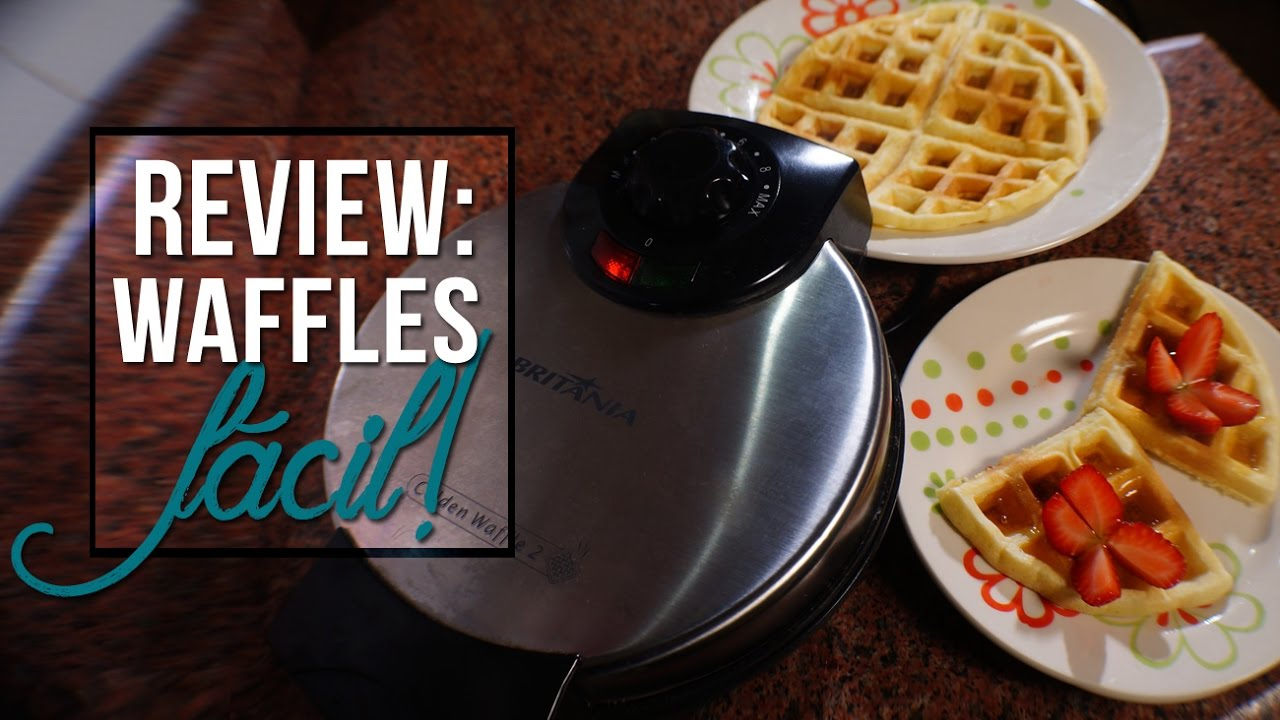 430d77e55 Faça Waffles Fácil Fácil! Vale a pena