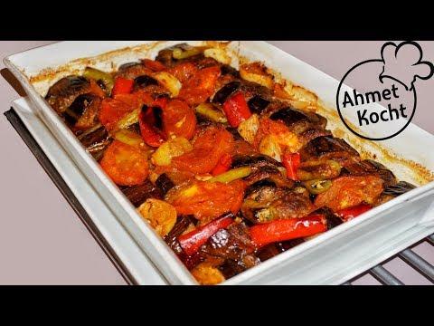 Auberginen Kebap | Ahmet Kocht | türkisch kochen | Folge 304