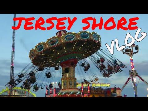 Jersey Shore Vlog 2017