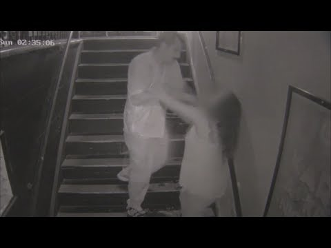 Man tries to assault woman on stairs outside Santa Ana bar