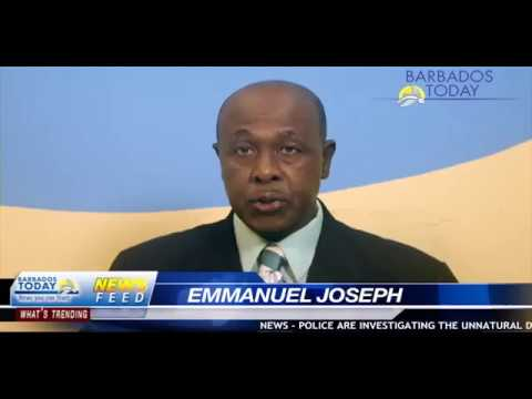 BARBADOS TODAY EVENING UPDATE - November 17, 2017