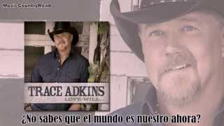Watch Trace Adkins Right Now video