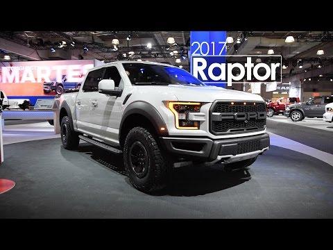 2017 Ford Raptor | 2016 New York International Auto Show