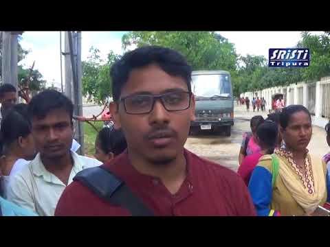 SRISTI TRIPURA LIVE NEWS 28 08 2017 HD video