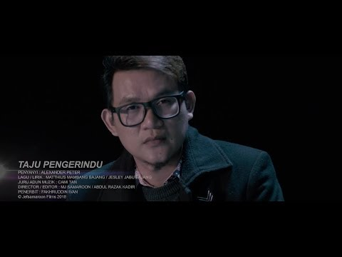 Alexander Peter | Taju Pengerindu (Official Lyric Video)