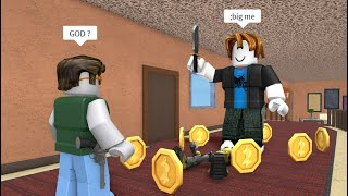 ROBLOX Murder Mystery 2 FUNNY MOMENTS (WRONG)