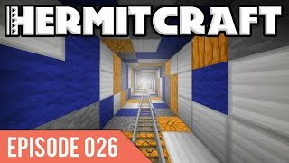 Hermitcraft II 026 | Working Time Machine | A Minecraft Let