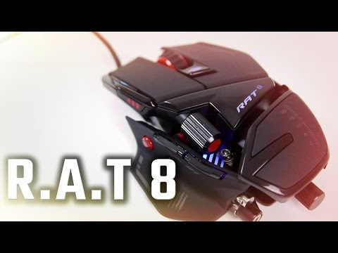 RAT 8 - Hands On Review