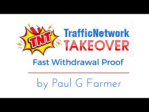 Traffic Network Takeover – short withdrawal proof