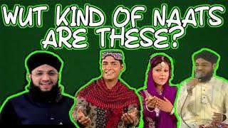 Pakistan aur India ki Naatain!! ya Mazak?? Sana's Bucket