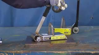 BasicLift™ Permanent Ceramic Lift Magnet Demonstration