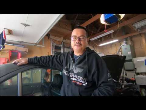 Replacing Rear Window Power Shade on a 2002 Mercedes-Benz C240 (W203)