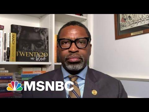 NAACP Urges DOJ To Investigate 'Outrageous' TX Dem Arrest Warrants