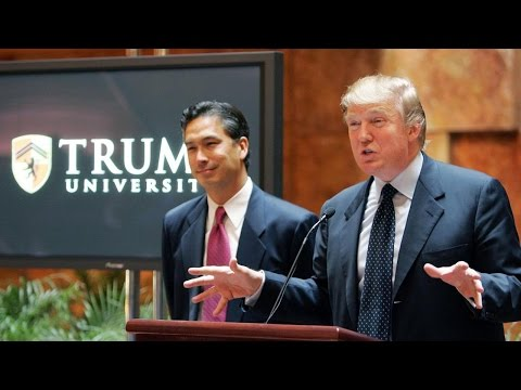 How Trump University Scams Defrauded Students