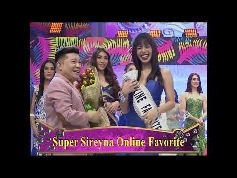 Super Sireyna Philippines 2018 (04-07-2018)
