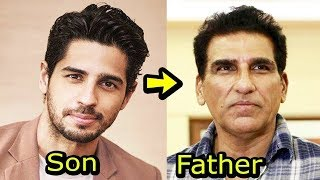 Top 9 Real Life Father of Bollywood Actors | You Dont Know