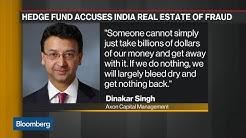 Hedge Funds Allege $1.5 Billion Indian Real Estate Fraud