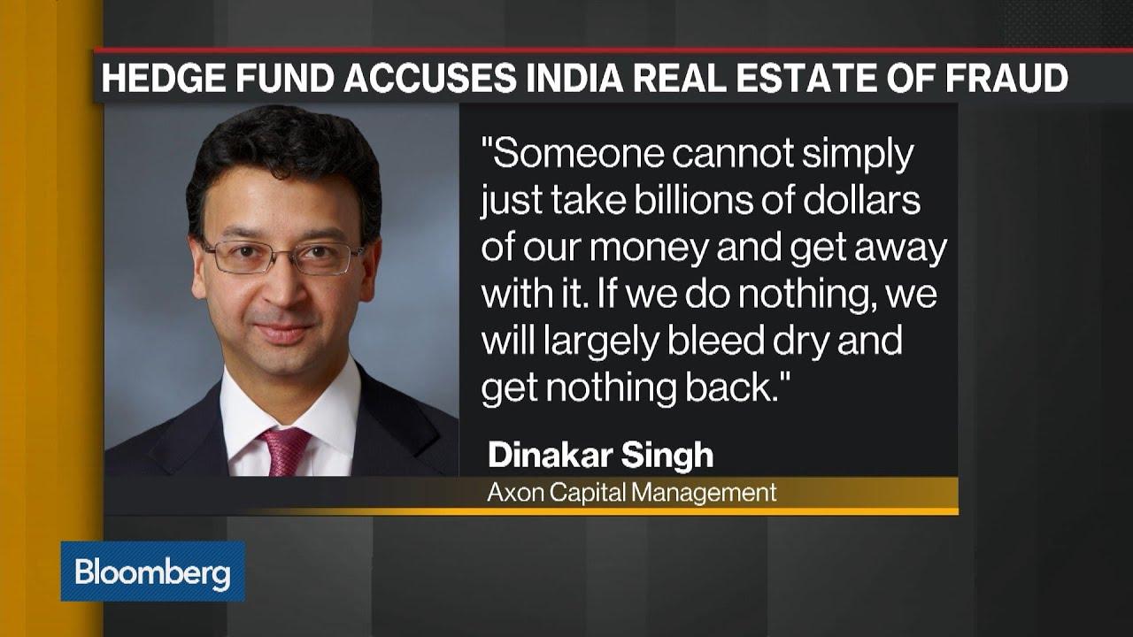 Hedge Funds Allege $1 5 Billion Indian Real Estate Fraud