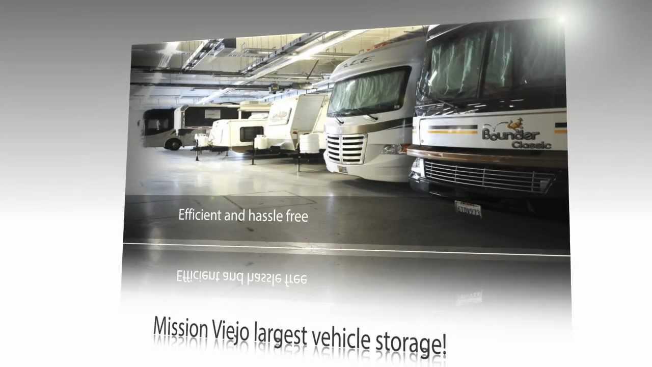 Rv Storage Depot Mission Viejo Indoor Storage Youtube
