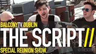THE SCRIPT - HALL OF FAME (BalconyTV)