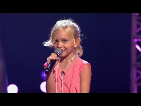 Zita zingt 'Samen voor altijd'   Blind Audition   The Voice Kids   VTM