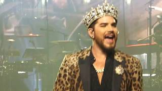 VEGAS#9 Queen+Adam Lambert - WWRY/We Are The Champions @ Park Theater LV 20180921