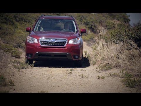 Dorky looks don't hinder the 2016 Subaru Forester's capability