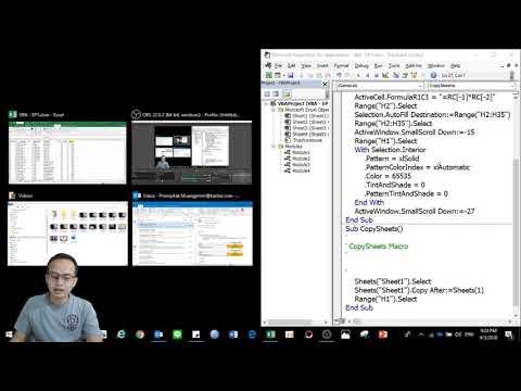 VBA EP1 : Excel VBA คืออะไร