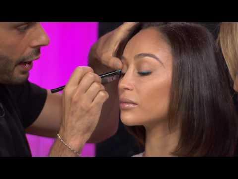 Colorful cat eye, bold brows: Summer 2017 makeup trends with Cara Santana and Joey Maalouf