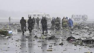Крушения Боинга 737 в Ростове НЕ БЫЛО? Что скрыла очередная постановка?