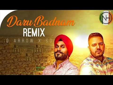 daru-badnaam-remix-kamal-kahlon