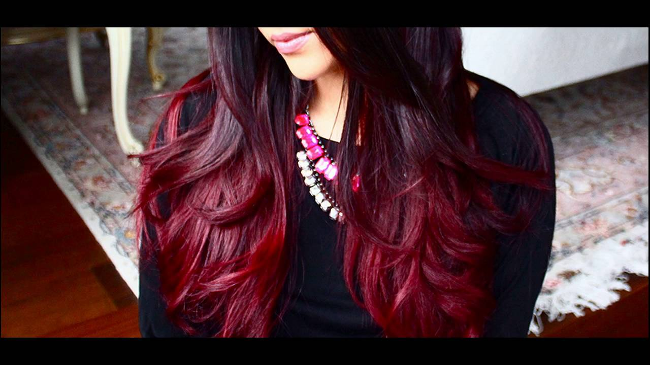 Cherry Cola Hair Color Is Excellent On Dark Or Black Available Products