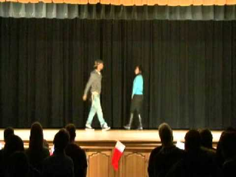 St. John Fisher Dance Prince Special Guest