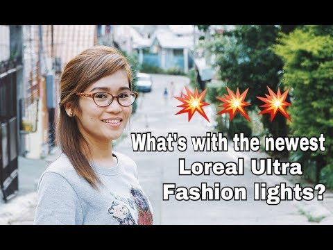 Loreal Ultra Light Ash Brown 03 The New Trend Hair Color