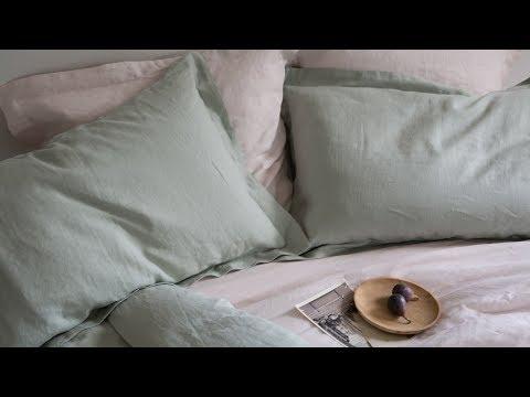 French Linen Bed Linen   Soak&Sleep