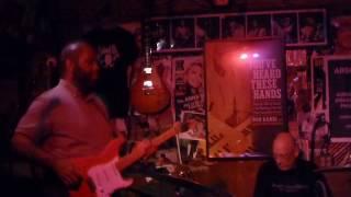Awesome GuitarFest!! ~Michael Landau and  Kirk Fletcher at the Baked Potato~1st set 1/7/17