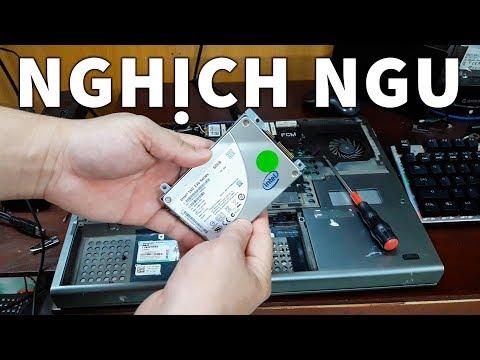 Lấy ổ Cứng đang Chạy Win 10 Trên Laptop Gắn Vào Box USB Rồi Cắm Vào Máy Tính Khác Chạy Xem NTN